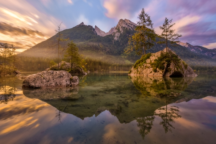 Hintersee Morning